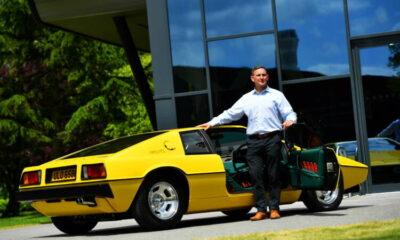 Unveiling its last petrol car, Lotus sets off in pursuit of Porsche 19