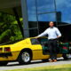 Unveiling its last petrol car, Lotus sets off in pursuit of Porsche 20