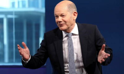 """German Finance Minister Scholz says global tax reform """"will happen very quickly"""" 9"""
