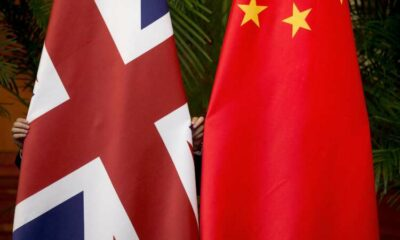 """We must not """"pitchfork away"""" every Chinese investment, says UK PM 5"""
