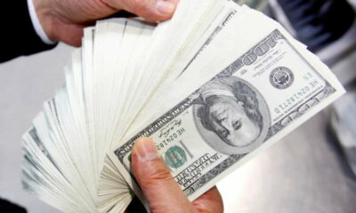 U.S. dollar little changed following Fed minutes 13