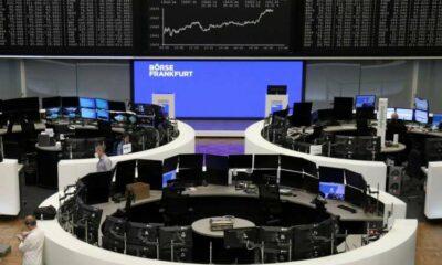 European stocks rise on bargain-hunting, erase weekly losses 15