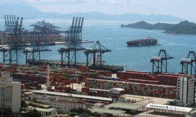 China's June exports growth beats f'cast as easing global lockdowns boost demand 11