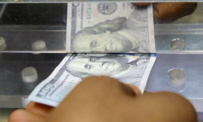 Dollar recovers ground as jobless claims data helps 13