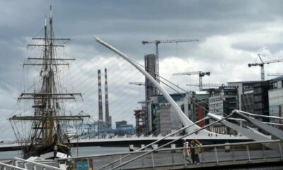 Ireland's goods imports from Britain drop 24% in May 3