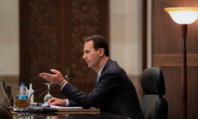Syria's Assad says funds frozen in Lebanese banks biggest impediment to investment 11