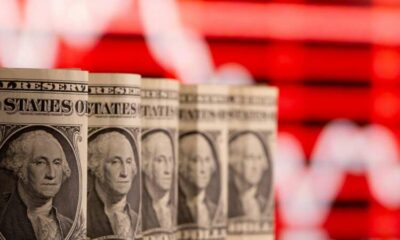 Risk FX retreat catapults dollar to 3-month top as reflation doubts reemerge 1
