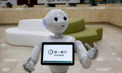SoftBank's robotics ambitions short circuit as Pepper loses power 9
