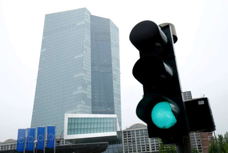 ECB pledges low rates for even longer to support prices 1