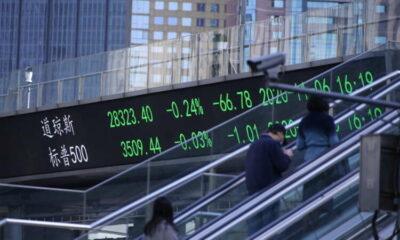 Stocks shrug off virus worries; ECB in focus 5