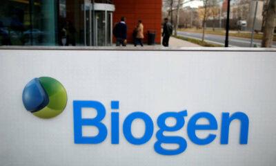 Biogen says uptake on new Alzheimer's drug slower than expected 18