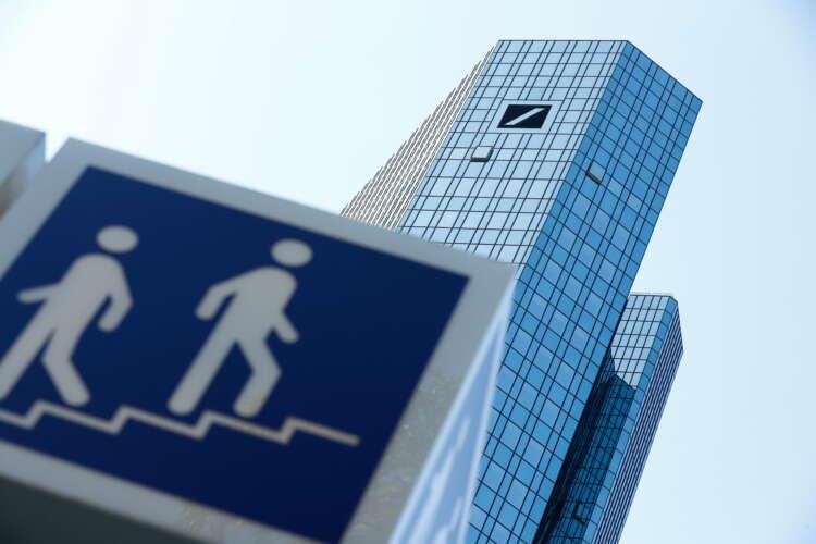 Deutsche Bank market share shrinks in some areas 1