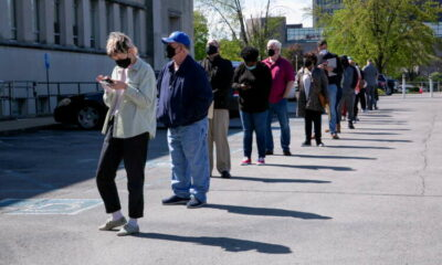 U.S. weekly jobless claims increase to two-month high; trend still low 17