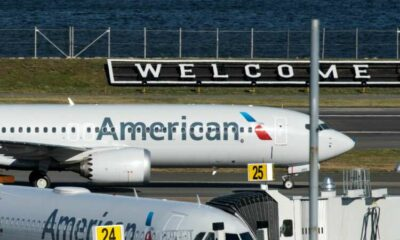 American and Southwest lifted by 'messy' travel rebound, federal aid 7