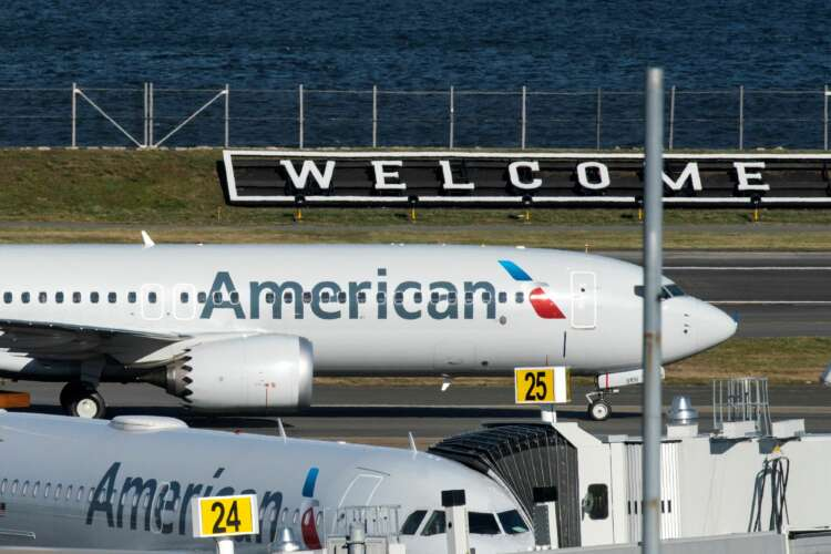American and Southwest lifted by 'messy' travel rebound, federal aid 1