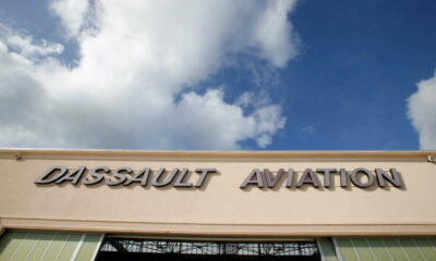 Dassault reports stronger earnings on military deliveries 5