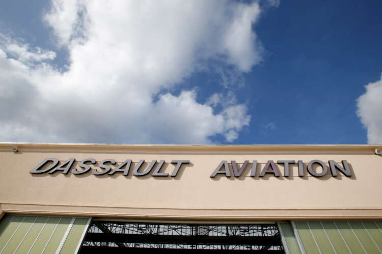 Dassault reports stronger earnings on military deliveries 1