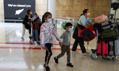 Bubble burst: New Zealand suspends quarantine-free travel with Australia 13