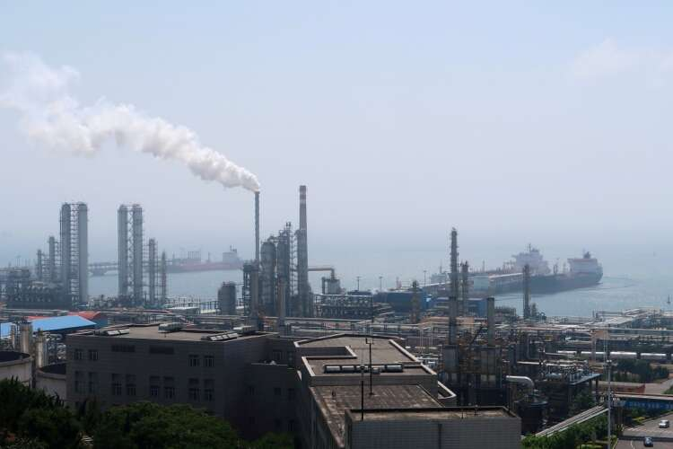 Analysis-China crackdown could knock crude oil import growth to 20-year low 9