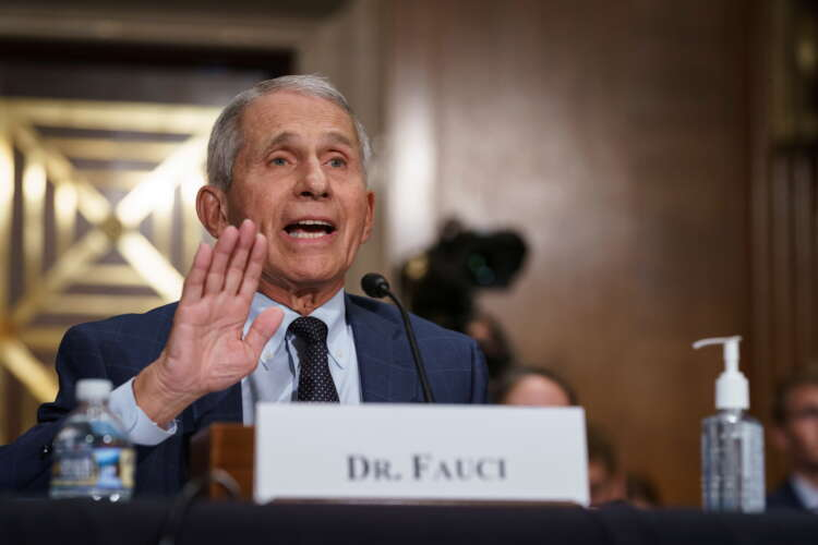 Some Americans could need COVID-19 vaccine booster -Fauci 1