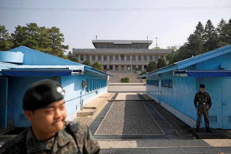 South, North Korea have restored hotlines as leaders seek to rebuild ties 1
