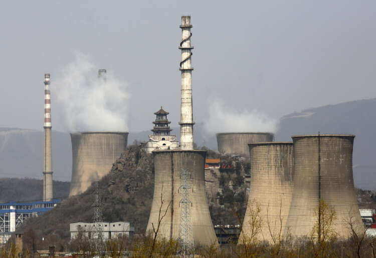 China launches pilot programme to assess carbon emissions at new industrial projects 1