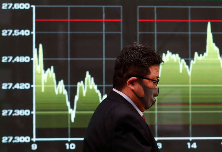 Asia shares sit at 2021 lows ahead of Fed verdict 1