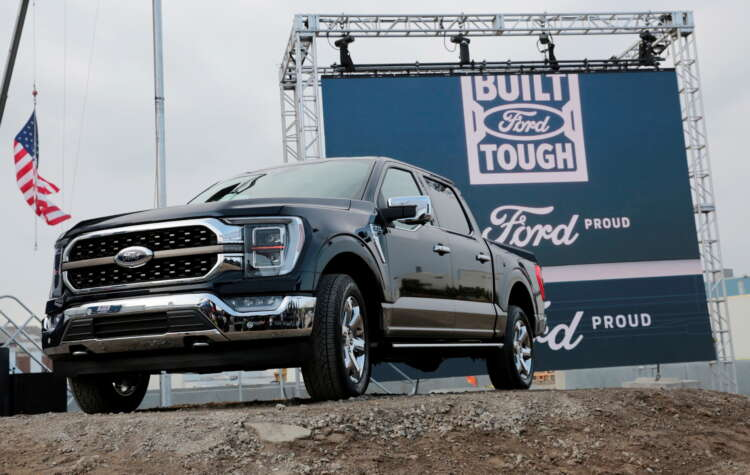 Ford raises 2020 profit outlook, eyes shift to build-to-order 1