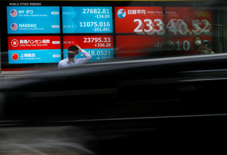 Chinese stocks in tentative bounce, Fed in no hurry to taper 1