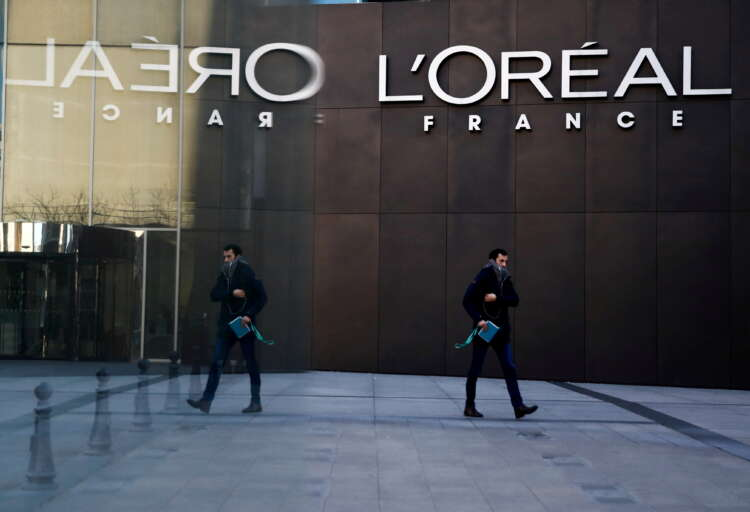 L'Oreal boosted by sales of makeup and perfumes as lockdowns ease 1