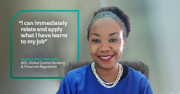 Discover the Global Central Banking and Financial Regulation Qualification from WBS, in partnership with the Bank of England. 4