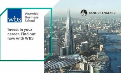 Discover the Global Central Banking and Financial Regulation Qualification from WBS, in partnership with the Bank of England. 5