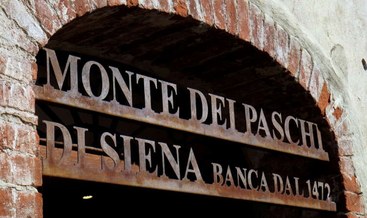 Monte dei Paschi capital would be wiped out by slump, EU bank stress test shows 1