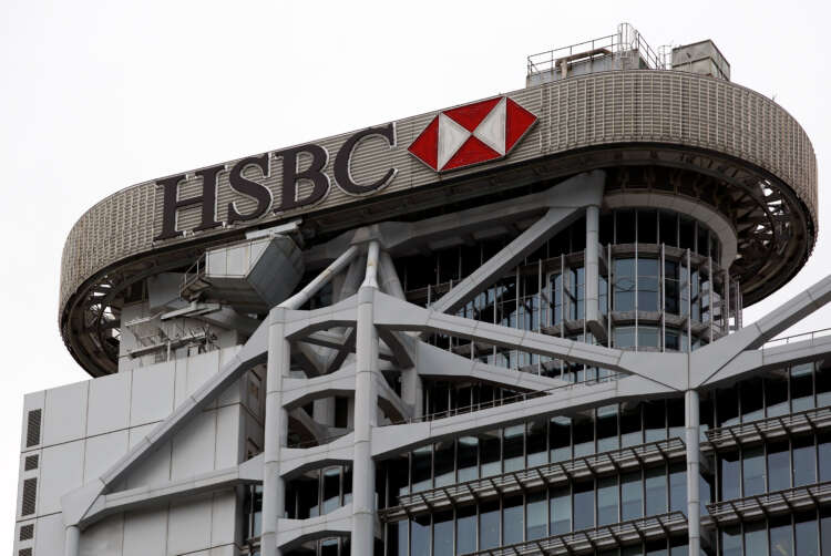 HSBC profit more than doubles , better than expected 1
