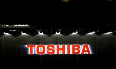 Toshiba returns to Q1 profit on demand for automotive chips 1