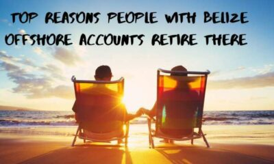 Top Reasons People with Belize Offshore Accounts Retire There