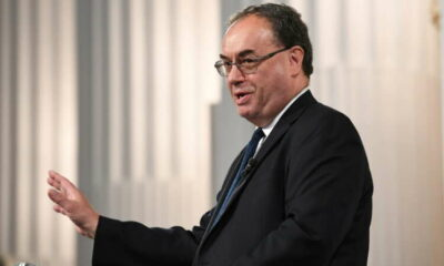 BoE's Bailey highlights environmental regulation of banks 3