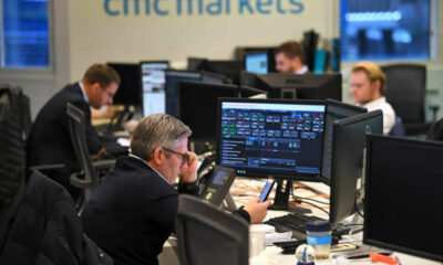 CMC warns on profits as trading volumes ease after frenzy 15