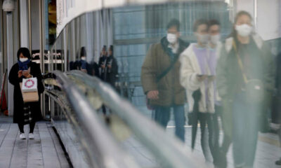 Japan's Aug service sector activity shrinks at fastest pace since May 2020 - PMI 13