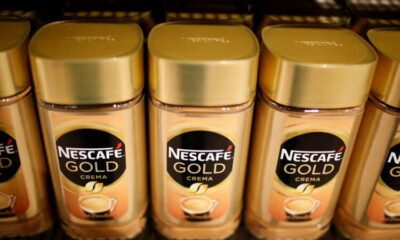 Nestle sees higher input cost inflation next year 9