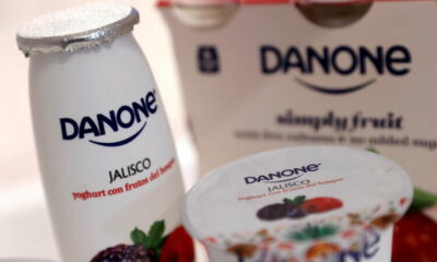 Danone to cut fewer jobs than initially planned -Les Echos 11