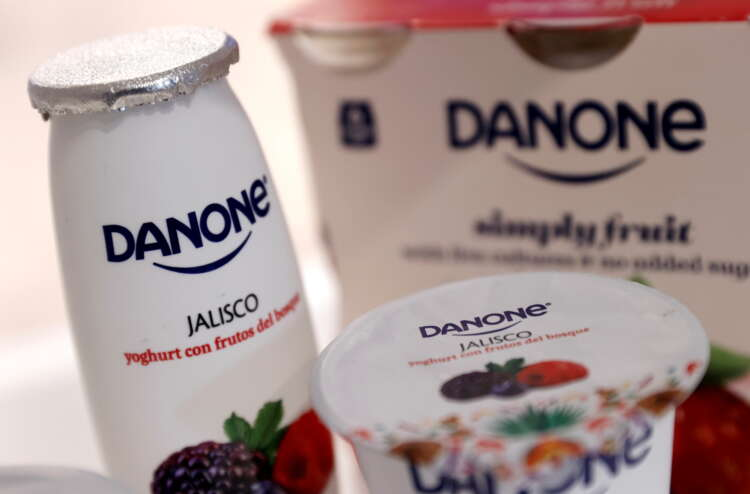 Danone to cut fewer jobs than initially planned -Les Echos 1