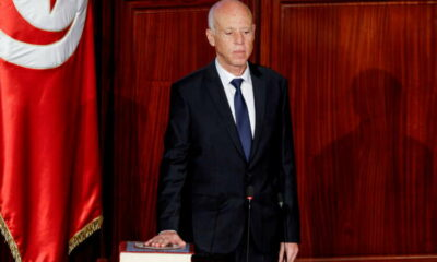 Tunisian president plans to change political system, suspend constitution - adviser 21