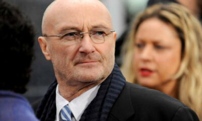 Musician Phil Collins says his drumming days are over 11