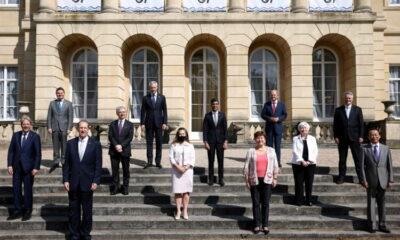 G7 seeks more progress on global corporate tax reform 19