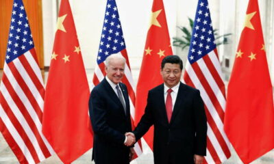 Biden and China's Xi discuss managing competition, avoiding conflict in call 15
