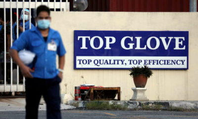 Malaysia's Top Glove says U.S. lifts import ban over forced labour 7