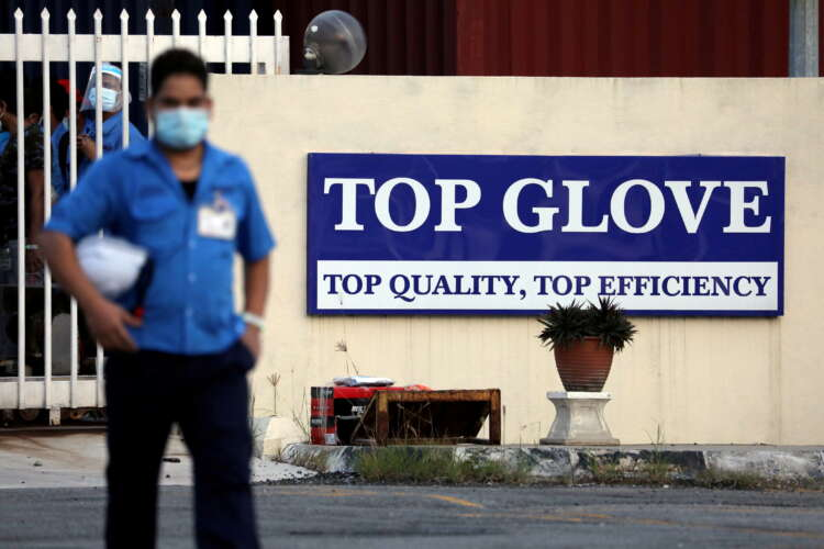 Malaysia's Top Glove says U.S. lifts import ban over forced labour 1