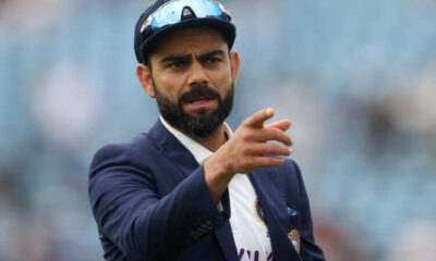 Cricket-England v India fifth test cancelled after India unable to field team 7