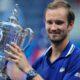 Tennis-Medvedev wins U.S. Open to end Djokovic calendar Grand Slam bid 12